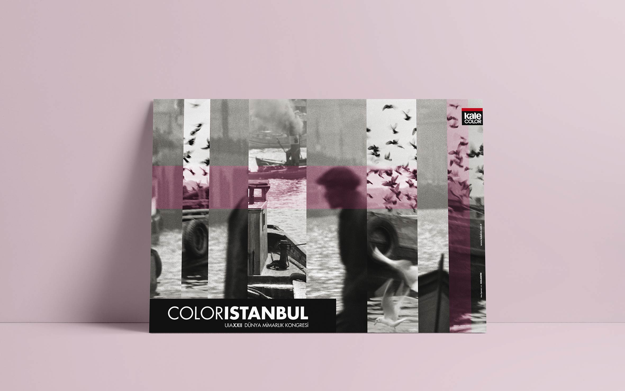 IS7ANBUL Boya ve Posterleri