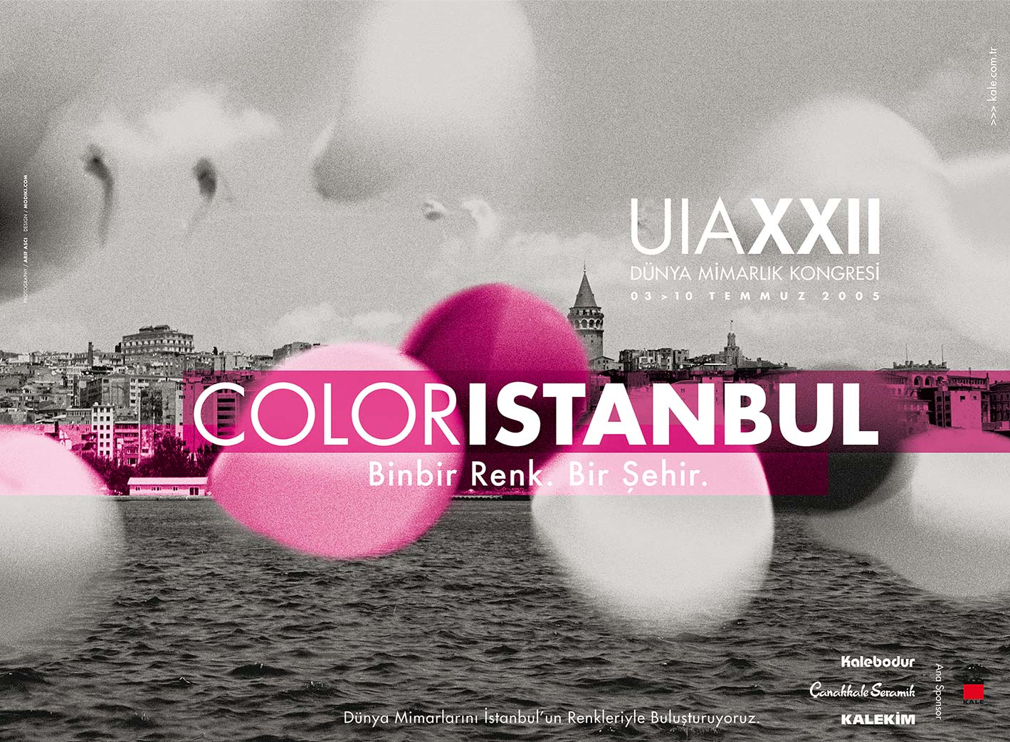 UIAXXII Dünya Mimarlık Kongresi