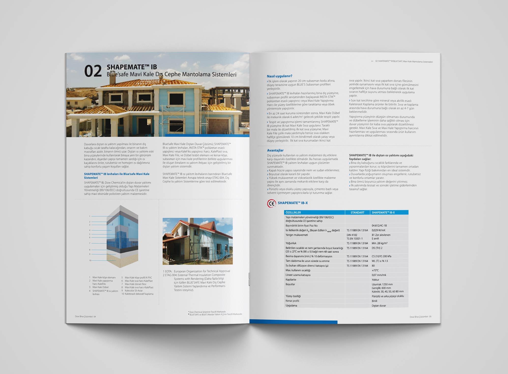 Dow Katalog