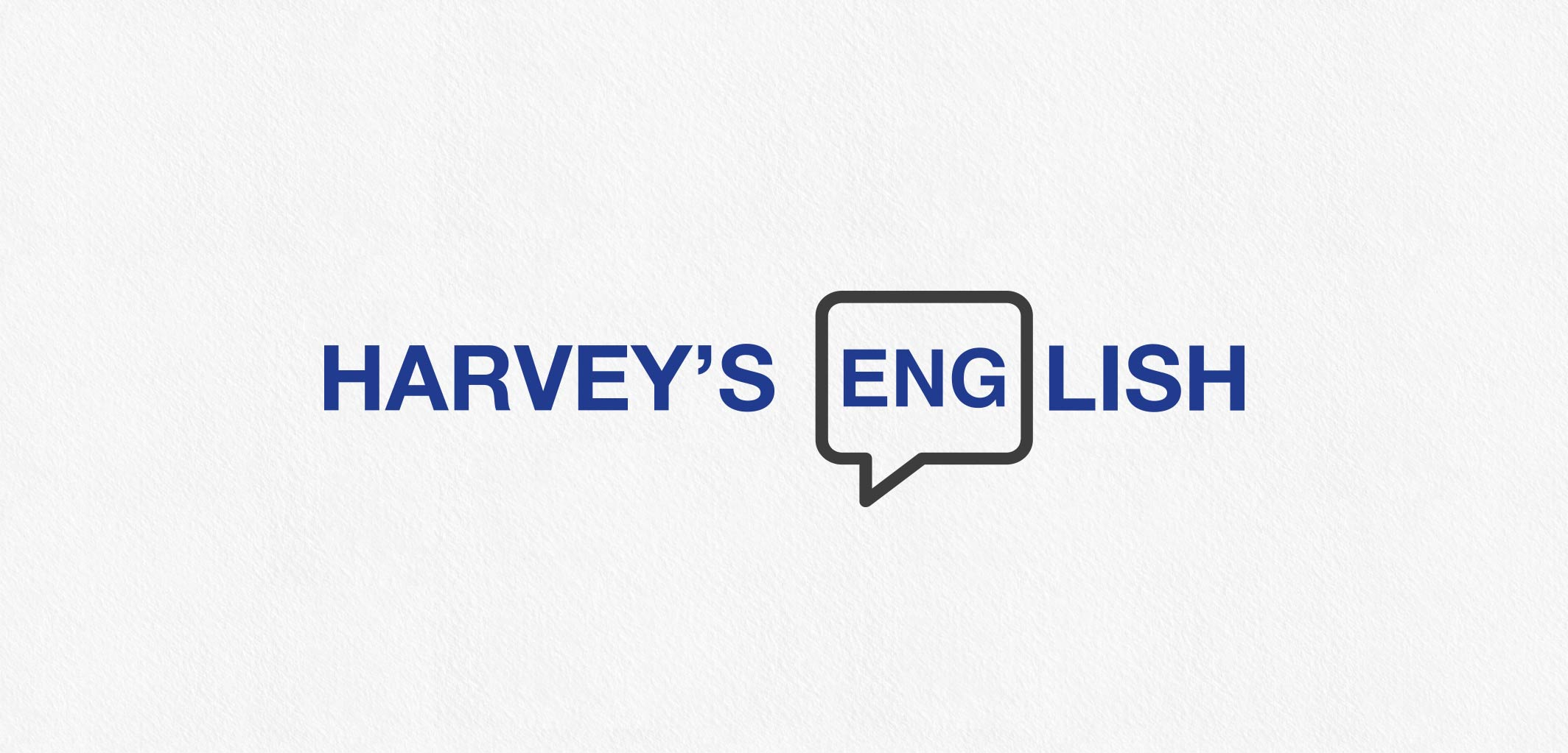 Harvey's English